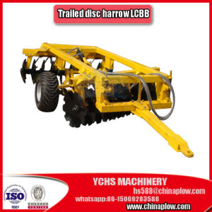New Trailed Hydraulic Heavy Duty Disc Harrow pictures & photos