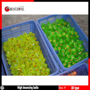 High Quality Transparent Rubber Balls pictures & photos