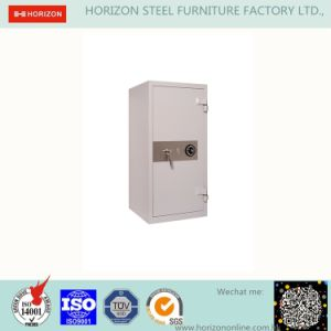 Steel Safe Office Furniture with Key Lock and Combination Lock/Strongbox for France Market