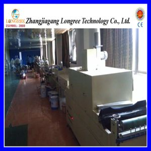 2017 High-Efficient PVC Edge Banding Sheet Machine/400-600mm PVC Sheet Edge Banding Machine with Slitter and Printing Line pictures & photos