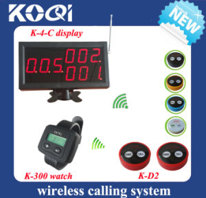 Wireless Nurse Call System with Watch pictures & photos