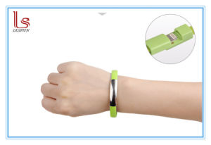 Phone USB Data Cable Bracelet Wrist Band for Android and Phone 5/5s/6s pictures & photos