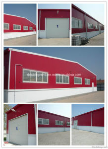 Light Steel Structure Warehouse (DG1-016) pictures & photos