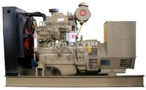 560kVA Cummins Engine Diesel Power Generator Set
