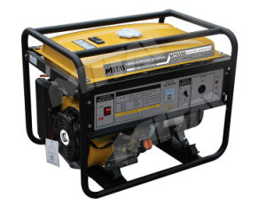 Best Reliability 5000W Gasoline Generator From China