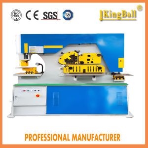 Hydraulic Iron Worker Machine Q35y 20 High Performance Kingball Manufacturer pictures & photos