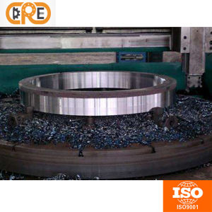 C45 and 42CrMo Forging Rings for Slewing Bearings pictures & photos