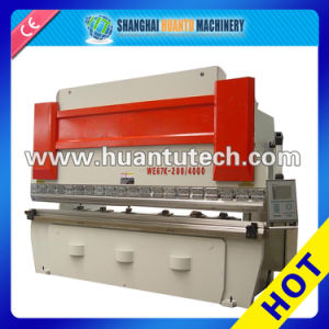 Small Press Brake Hand Folding Machine, Folding Machine, Sheet Metal Hand Tool (WC67Y) pictures & photos