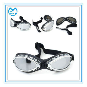 Mirror PC PU Leather Motorcycle Accessories Harley Glasses