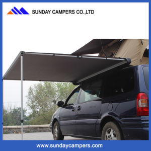 Canvas Car Awning Vehicle Side Tents For Picnic