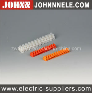 Universal Terminal Block Plastic Electronic Component pictures & photos