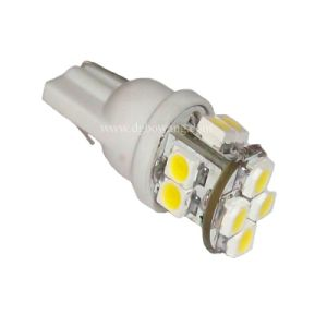 T10 194 SMD LED Car Light (T10-WG-010Z3528) pictures & photos