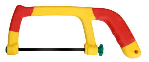 Moulded Double Colored Insulated Hacksaw