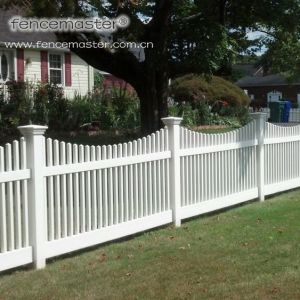 Fencemaster PVC Picket Fence pictures & photos