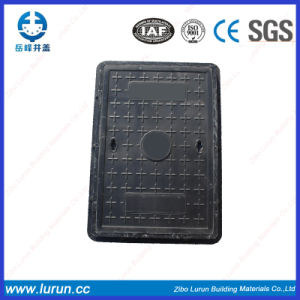 FRP Light Duty Composite Manhole Cover with Frame pictures & photos