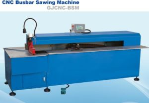 Copper Aluminum CNC Busbar Sawing pictures & photos