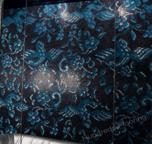 Glass Mosaic Pattern Wall Tile (HMP731) pictures & photos