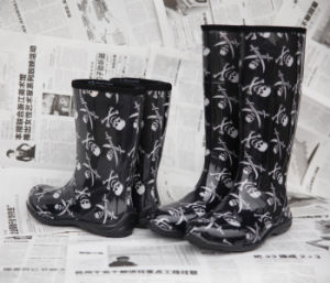 New Product High Quality Cheap Plastic PVC Rain Boots pictures & photos