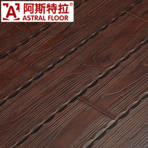 Best Seller Lock System 12mm Arc Click Laminate Flooring pictures & photos