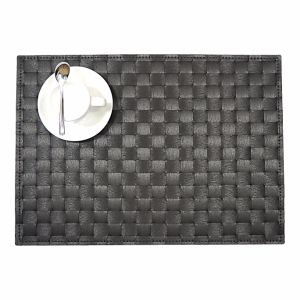 Matte PP Woven Placemat for Tabletop & Flooring