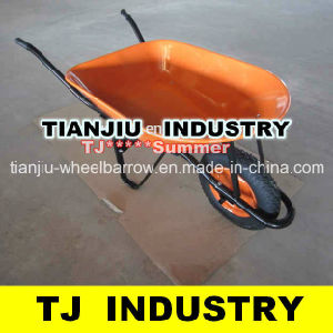 Wheel Barrow Wb7400 with 4.00-8 Wheel pictures & photos