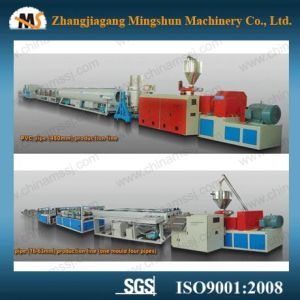 Plastic PVC Pipe Making Machine Price