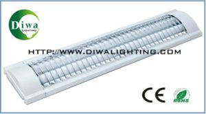T8 Fluorescent Lamp Fixture with Grille, Grid, CE. RoHS, IEC, SABS Approval, DW-T8cg pictures & photos