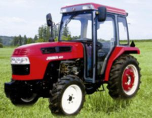 China Jinma 454 Four Wheel Tractor pictures & photos