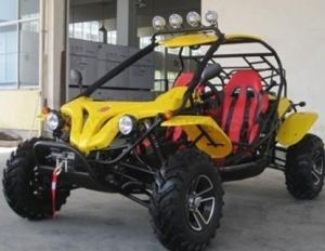Buggygo Kart, Carbureted Fuel System, Two Seats (ADP500C)