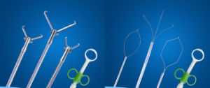 High Quality Disposable Foreign Body Forceps with CE &ISO pictures & photos