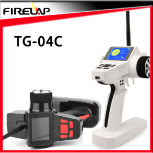 Firelap 2.4G 3CH RC LCD Screen Transmitter with Receiver for RC Car/RC Toy