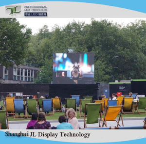 High Refreh Indoor Outdoor P3.91 P4.81 Rental LED Display Screen
