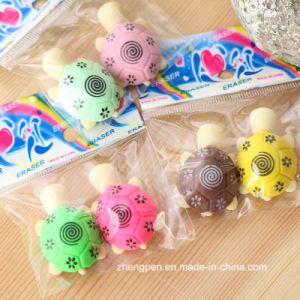 Colorful Little Tortoise Style Erasers