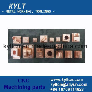 OEM 4axis CNC Machining Parts CNC Milling Copper/Brass Parts