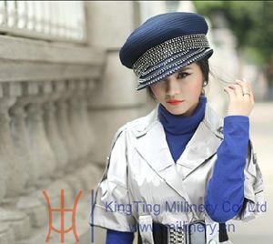 c0d146ccf8c China 2014 Wholesale Ladies Church Hats Satin Hats Ribbon Hats - China  Church Hat