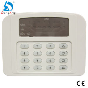Wired LED Keyboard for Alarm System (DA-238LED)