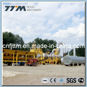 80tph Mobile Asphalt Mixing Plant, Hot Mix Plant pictures & photos