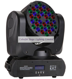 36X3w RGB Mini LED Beam Moving Heads