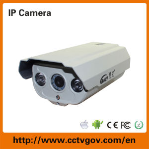 Network Video Waterproof IR CCTV IP Camera with P2p Onvif Remote Monitor