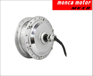Electric Bike Motor Brushless Geared Front Motor (MT105) pictures & photos