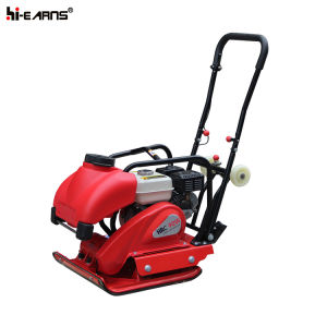 Plate Compactor Machine with Gasoline Engine (HRC90W) pictures & photos