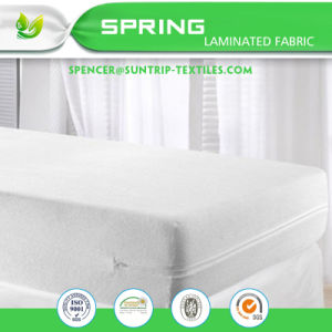 WATERPROOF TERRY TOWEL FITTED MATTRESS PROTECTOR-Sheet Bed Cover All Sizes