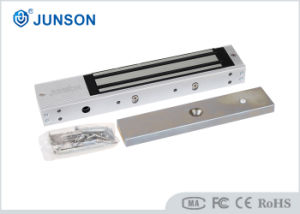 12V / 24V 600 Lbs Single Door Magnetic Lock with LED &Timer Em Lock