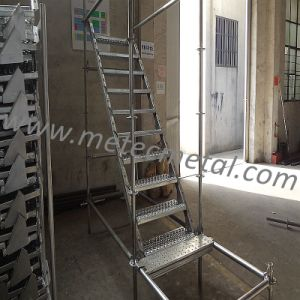 Scaffolding/Scaffold Hot DIP Galvanized Steel Stairs