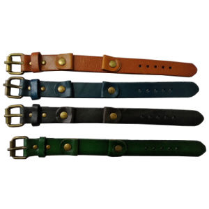 2caa6e7df91 China Vintage Very Cheap One-Piece Leather Watch Strap - China ...