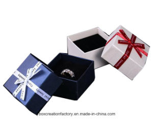 Cardboard Jewelry Gift Box Custom Cardboard Necklace Gift Jewelry Box