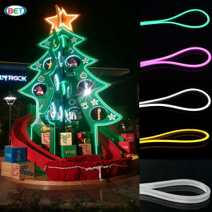flex neon light for outdoor decoration and christmas wedding - Neon Outdoor Christmas Decorations