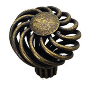 Zinc Alloy Hollow Furniture Knob/ Classical Cabinet Handle/ Furniture Accessories (D087) pictures & photos