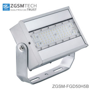 50W IP66 120lm/W Philips Lumileds 3030 SMD LED Flood Light pictures & photos
