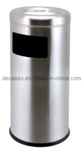 Hot Sale Stainless Steel Dustbin (DK38) pictures & photos